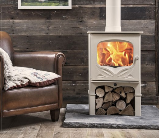 Example of our contemporary Wood burning stoves.